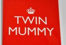 Mamá multiple- twins mom