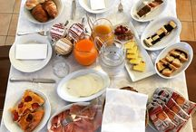 Breakfast in the world ☕️
