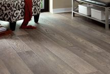 Gray Wood Floors / Gray wood floors are a design trend that is going to be around for a while, so make sure you have access to the latest wide plank flooring styles to help you create an on-trend, timeless look for any residential or commercial interior.