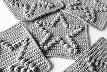 Angels handmade: Bobble star blanket (met patroon!)