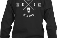 t-shirt barista