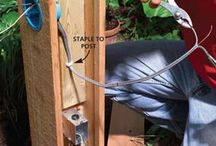 Electrical engineering outdoors