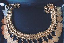 Arabic jewelry / Arab and arab-like jewelry