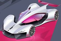 car design - student concepts