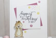 Stampin up we Must celebrate
