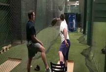 Baseball pitching