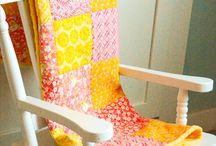 Quilting blanket