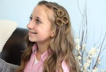 Simply Hair {Girl Hair Styles}