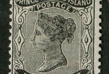 Prince Edward Island Stamps