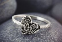 fingerprint jewelry