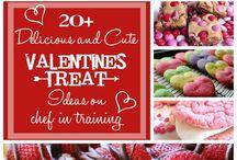 Valentine foodies