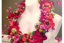 Floral Jewellery (for Florists+Floral Designers) / Fine Detail Flowers, Ideas and Inspiration to create stunning floral jewellery.