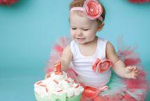 Baby Girls 1st Birthday Party