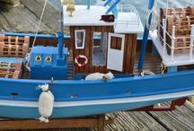 Nautical Model Boats