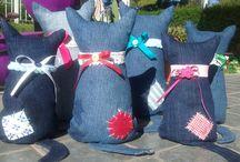 Ma Ga´s / creaciones en jeans, patchwork y  crochet