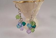 jewelry - earrings / by Karen Stout