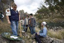 Indigenous Culture at Elm Cottage / http://www.elmcottage.com.au/activities.htm