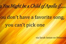 children of apollon