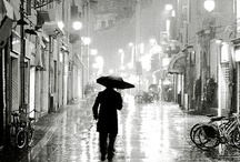 I Love a Rainy Night/Day!  (: / by Sharon Boyd