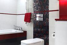 Realizacja - łazienka w Brzozowie