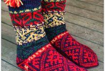 knitting socs