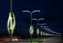 Urban light design