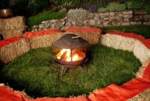 Out door bbq ideas / by Monica Esparza