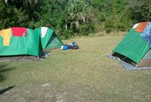 Camping in South Florida / Places to camp in Florida