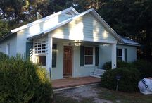 Swallowtail Office Renovation / Cottage style office renovation in Summerville SC