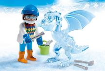 Playmobil Toys & Building Ideas / Playmobil offers a large selection of figures across lots of different play themes to stimulate imagination and aid the creativity that encourages child to learn
