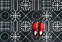 La nouvelle Collection des carreaux de ciment Bahya / La Styliste Valérie Barkowski a créé une nouvelle ligne pour Bahya