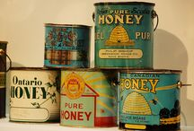 Bee Products Packaging / interesting ways to contain gifts from the bees / by Jan Litvin