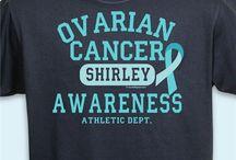 Ovarian Cancer - September / Ovarian Cancer Awareness Shirts and Walk Gear