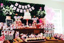 Festa Chá de Bonecas / Festas Criativas e Personalizadas você encontra aqui. Procurando fofuras para a sua festa? Na nossa loja tem! http://danifestas.com.br/