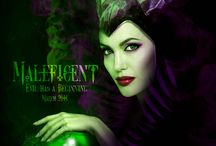 maleficent / the queen of dark