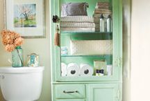 storage ideas / by Angie Miller