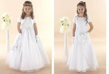 Linzi Jay / Established in 1995 Linzi Jay supply the finest Occasion Wear & Accessories for Adults & Children Flower Girls and a collection of beautiful dresses, veils, jackets, shoes and accessories for girls celebrating their First Holy Communion.