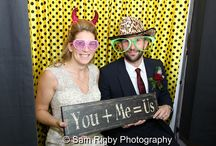 FunkyBooths - Sam Rigby Photography - 14 November 2014 / Funky Booths (www.funkybooths.co.uk) at the Wedding of Michelle & Simon Cutler - 14th November 2014 - Sam Rigby Photography