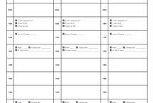 Nursing Brain Sheets