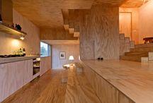 Plywood / Design. Furniture & Interior.