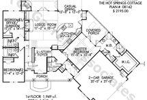 House plans / by Dana Freeman