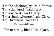 Mortal Instruments! / My new Fandom!