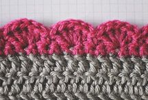 Crochet - Edges