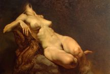 Roberto Ferri paintings
