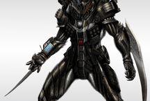 cool armor