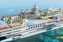 Super Yachts / yachts