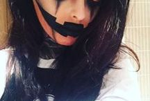 Halloween Make-up / Halloween make-up