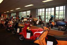 Vip scooters showroom
