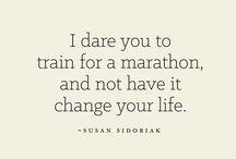 Marathon / by Stephanie Schroeder