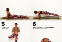 YOGA AND ROUTINES